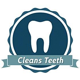 Cleans Teeth