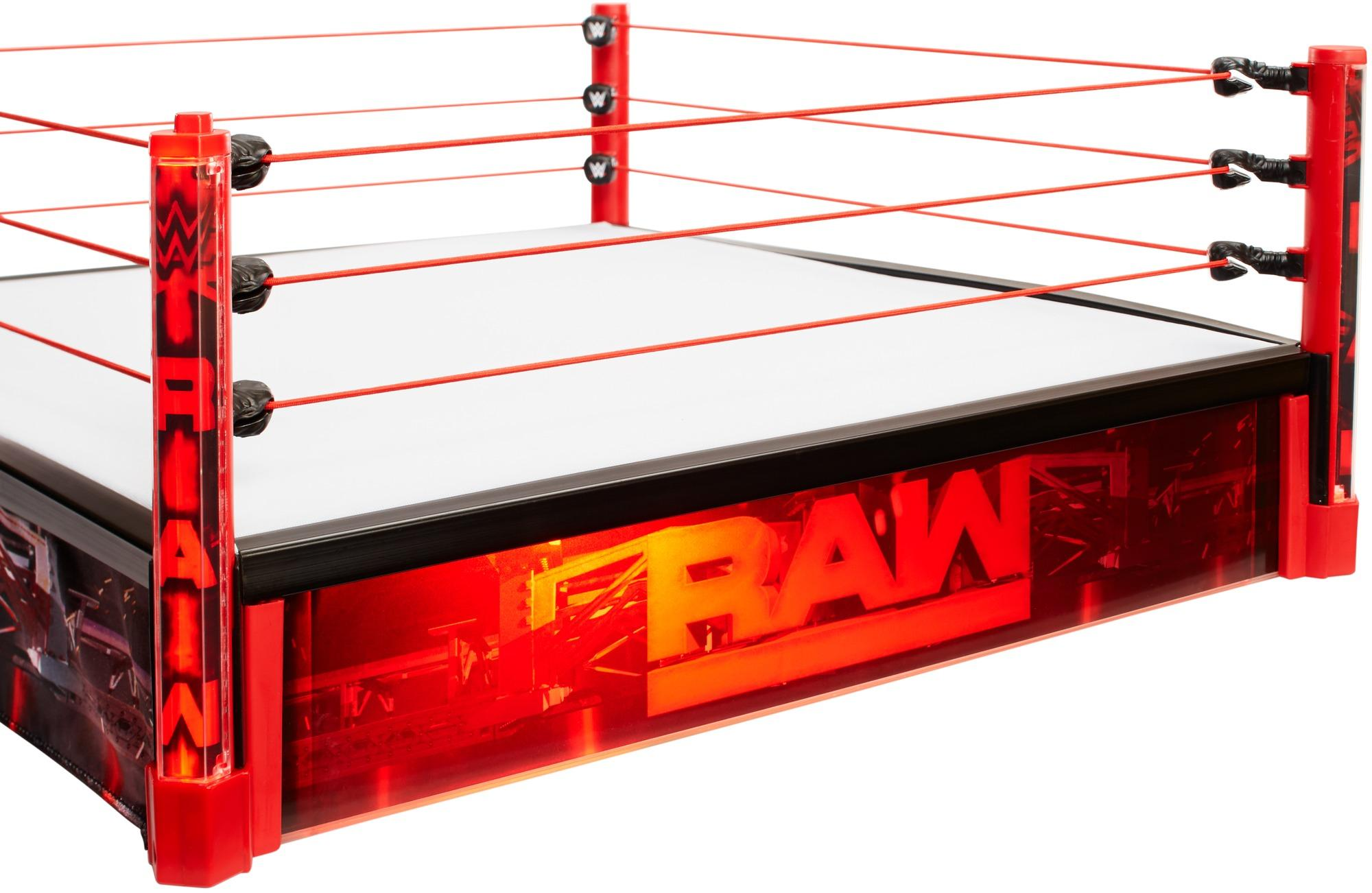 Wwe Raw Ring Accessories