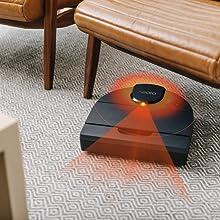 LaserSmart, LIDAR, Laser, Vacuum Cleaner, Robot Vacuum, Robot Vacuum Cleaner, Intelligent, Smart