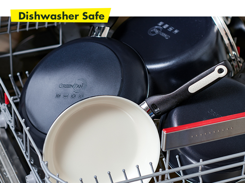 GreenPan, Rio, Healthy Ceramic Non-stick, Cookware set, dishwasher safe, easy clean, stay cool