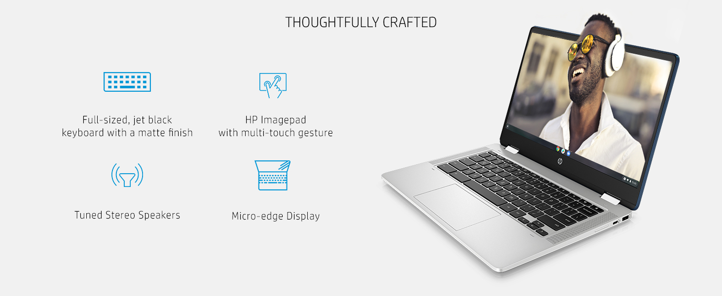 Chomebook x360 14a (Image ) Desktop