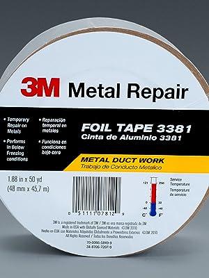 3M™ Aluminum Foil Tape 3381
