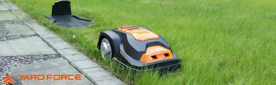 Vergleichen Sie die neuen Yard Force Mähroboter Modelle 2019