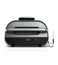 countertop grill, indoor grill, compact grill, transportable grill, electric grill, air fryer