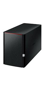 LinkStation SoHo, NAS, Network, storage, device, hdd, drive