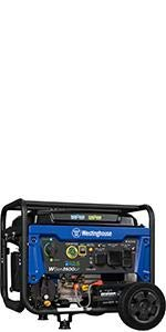 3600 Watt Dual Fuel Portable Generator