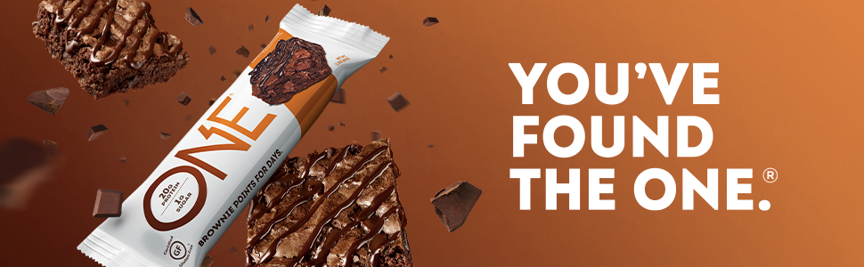 One Bar, One Brands, One Protein Bar, Protein Bar, Chocolate Brownie, Chocolate Protein Bar, One