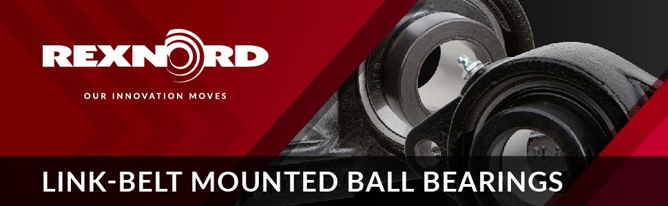 mounted ball bearing, ball bearing, bearing, mounted bearing, housed bearing, industrial bearing