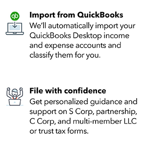 File with confidence