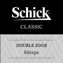 Schick(シック) シック クラシックダブルエッジメタルホルダー