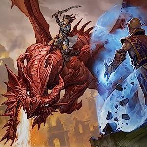 Gith and Dragon