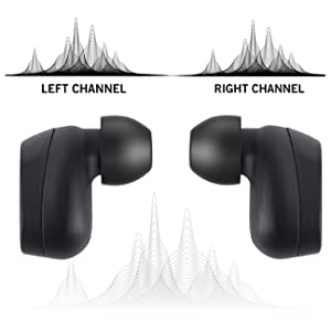 right, left, channel, true, wireless, stereo