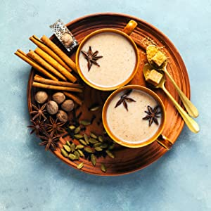 traditional chai tea