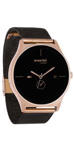 rose gold uhren smartwatch elegant smartwatch ios damen smartwatch damen rosegold