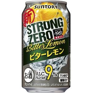 -196℃ ストロングゼロ 糖類ゼロ プリン体ゼロ サントリー ストゼロ
