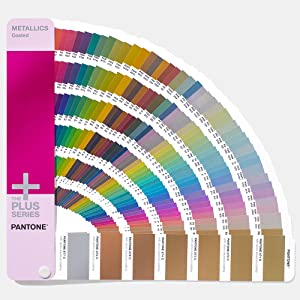 PANTONE Plus GG1507 Metallics Guide Coated - Multi-Colour