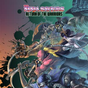 Amazon.com: The Ninja Saviors - Return of The Warriors ...
