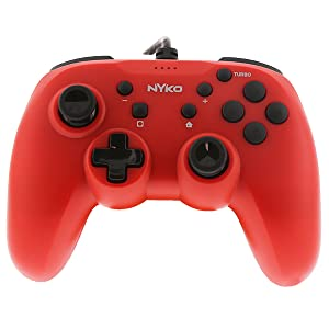 Wired controller, switch controller, precision buttons, big controller, good controller, esports