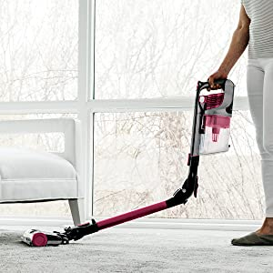 versatile vacuum, cleaning versatility, under furniture cleaning, hard to reach areas