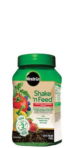 Miracle-Gro Shake 'n Feed Tomato, Fruit amp; Vegetable Plant Food