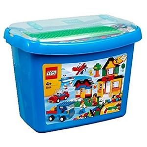レゴ (LEGO) 基本セット 青のコンテナスーパーデラックス 5508