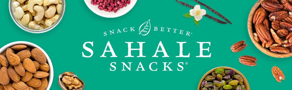 Sahale Snacks-Snack Better Glazed Nut Mixes