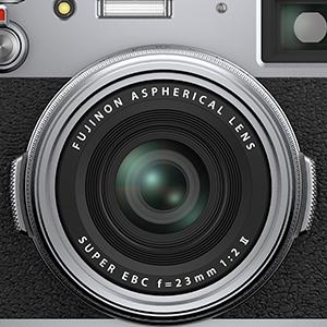 New lens;23mmF2 Lens