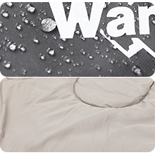 Wantdo Sleeping Bag Waterproof