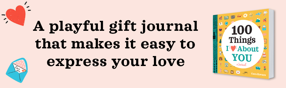 what i love about you,love journal,valentines day,valentines day journal,valentine journal,love book