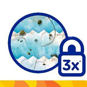 Swiffer polvere magnetica Ricariche, imballaggio apertura facile di Amazon, 25 pezzi