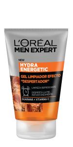 gel limpiador hombre, men expert, gel para la cara hombre, jabón cara hombre, limpieza hombre