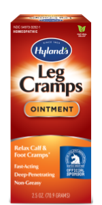 leg cramp ointment