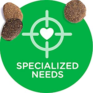 Specialized Needs, Sensitive, High-Protein, Diet, Weight Control, Tailored Nutrition, Dog, Food