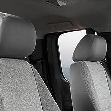 Custom headrest covers