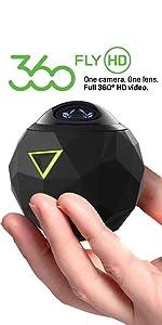 Fly360, Fly, VR, 360 Degree, Camera, Virtual Reality, Video, Photo, Panoramic,