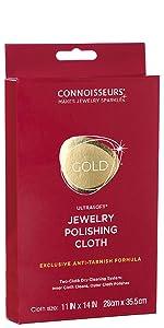 50 Pieces argent Polishing chiffon Cleaner Jewelry Chiffon De Nettoyage Anti-Tarnish Outils *