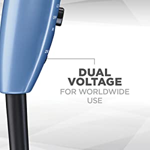 Convenient for Global Travel, Dual Voltage