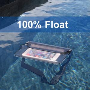 100% Float