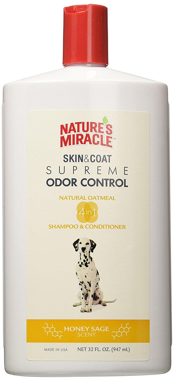 : Amazon.com: Nature's Miracle Supreme Oatmeal Odor ...