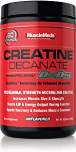 creatine bcaa decan post workout energy pre increase muscle size growth clinically proven