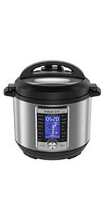 ultra, instant pot, pressure cooker, slow cooker, rice cooker