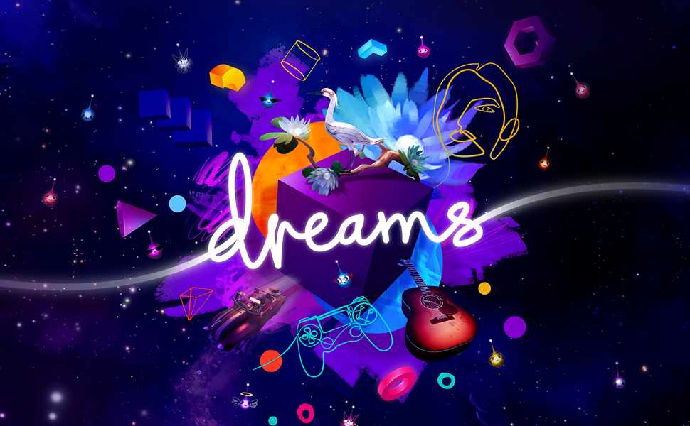 DREAMS, PLAYSTATION 4, PS4
