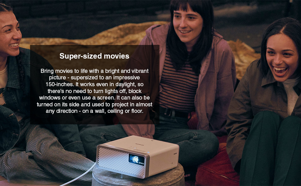 Super sized movies