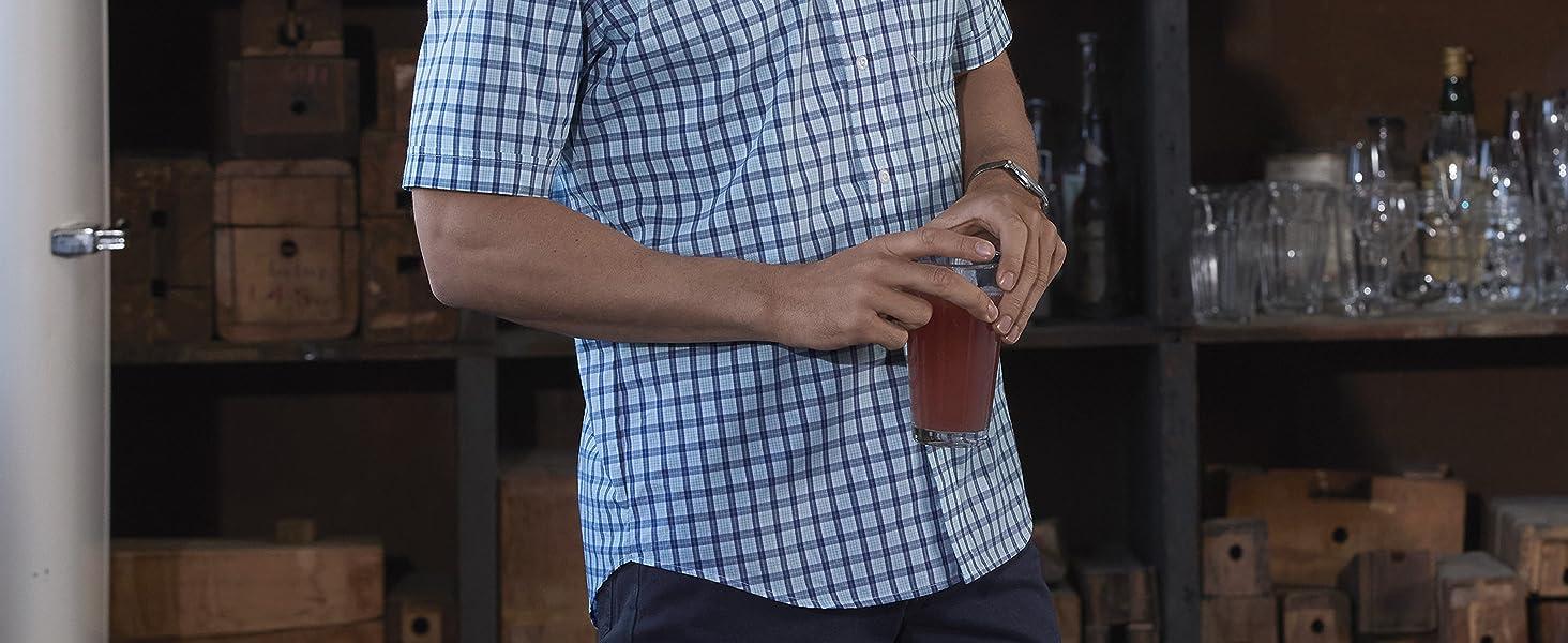 ARROW Hamilton Short Sleeve Shirt