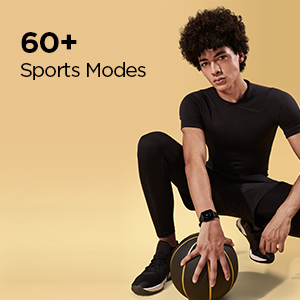 60+ Sports Modes