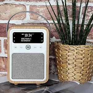 VQ Monty, DAB Radio, FM Radio