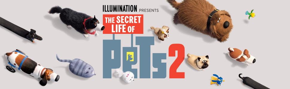 The Secret Life Of Pets 2 Blu Ray Dvd Digital Bilingual