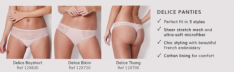 945ab60744f Amazon.com  Simone Perele Women s Delice Suspender Belt  Clothing