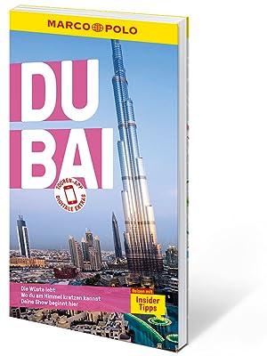 Reiseführer, Dubai, Urlaub, MARCO POLO, Arabische Halbinsel