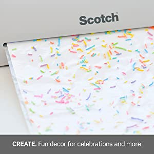 Create Fun decor for celebrations and more